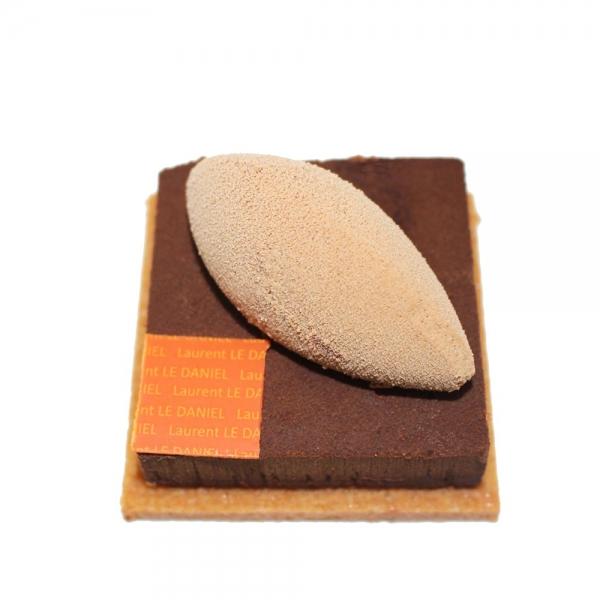 tartelette chocolat pâtisserie gourmande france savoir faire bretagne mof rennes