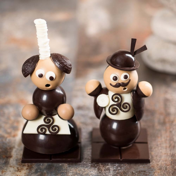 breton bretonne bigouden chocolat chocolate rennes france bretagne ille et vilaine mof patisserie le daniel