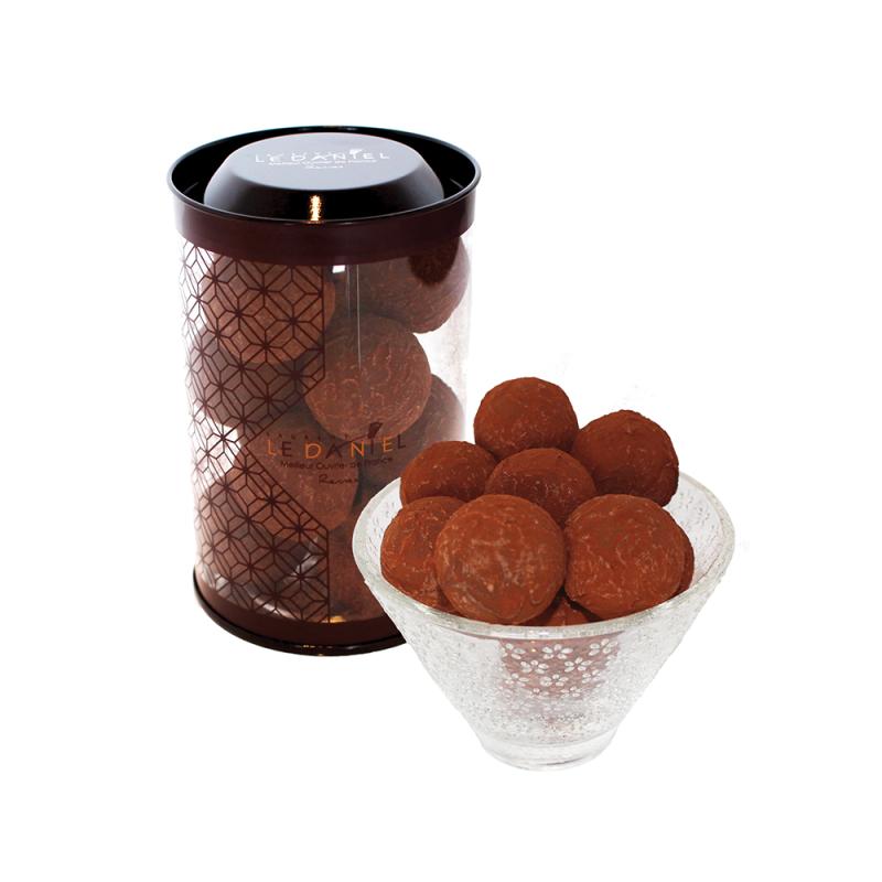 truffes chocolat pâtisserie le daniel rennes bretagne