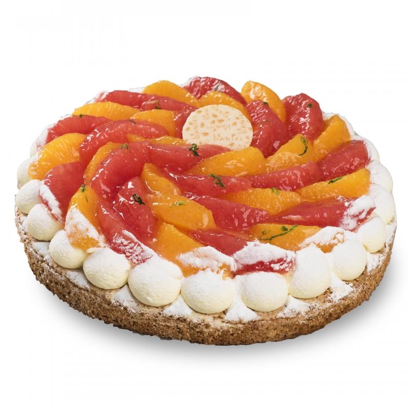 floride nouvelle création dessert tarte laurent le daniel maison le daniel meilleur ouvrier de france pâtisserie à rennes ille et vilaine bretagne