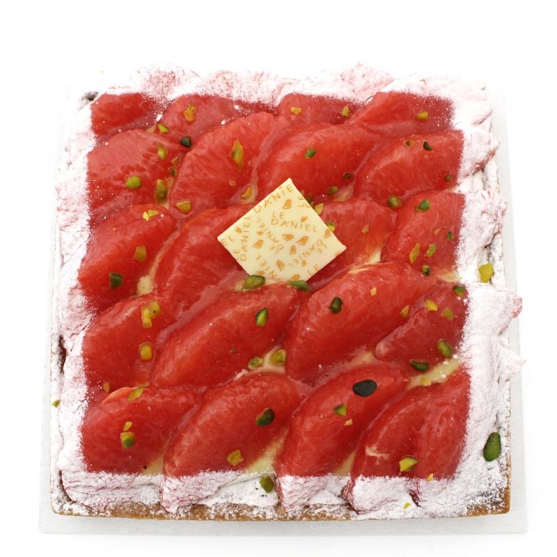 tarte agrume pistache succés de laurent le daniel