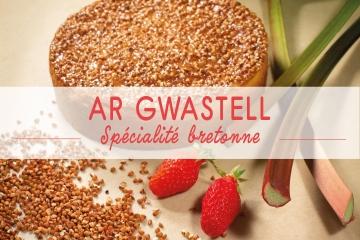 Ar Gwastell nouvelle spécialité bretonne Laurent Le Daniel fédération Pâtissiers en Bretagne artisans rennais bretons rennes ille et vilaine bretagne nouveauté gâteau de saison été