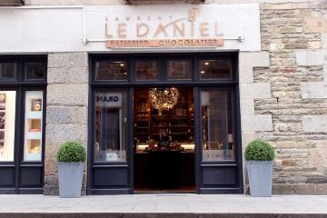 Boutique Le Daniel pâtisserie rennes les lices